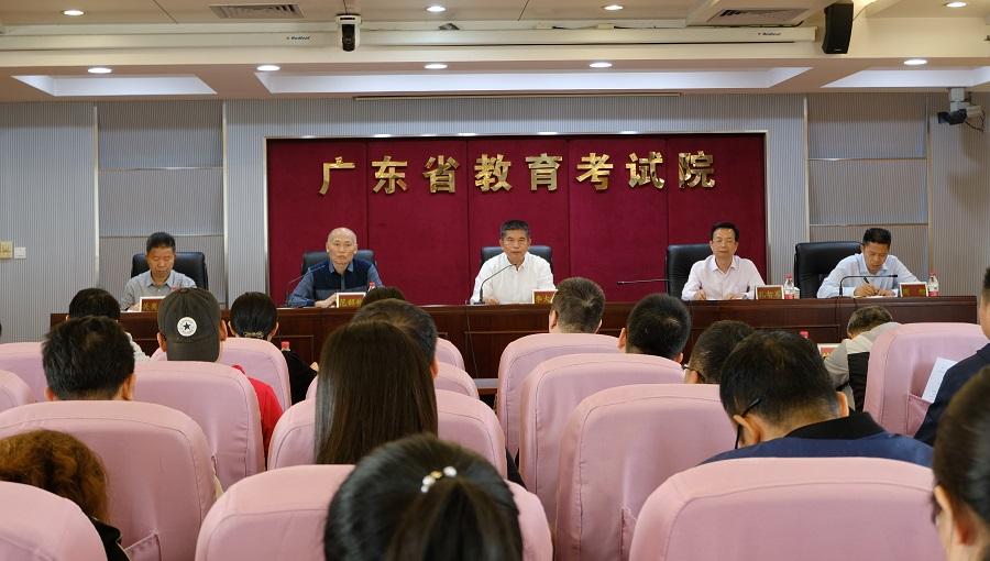 广东省2020年广播电视编导术科统考人数7284人顺利考试结束